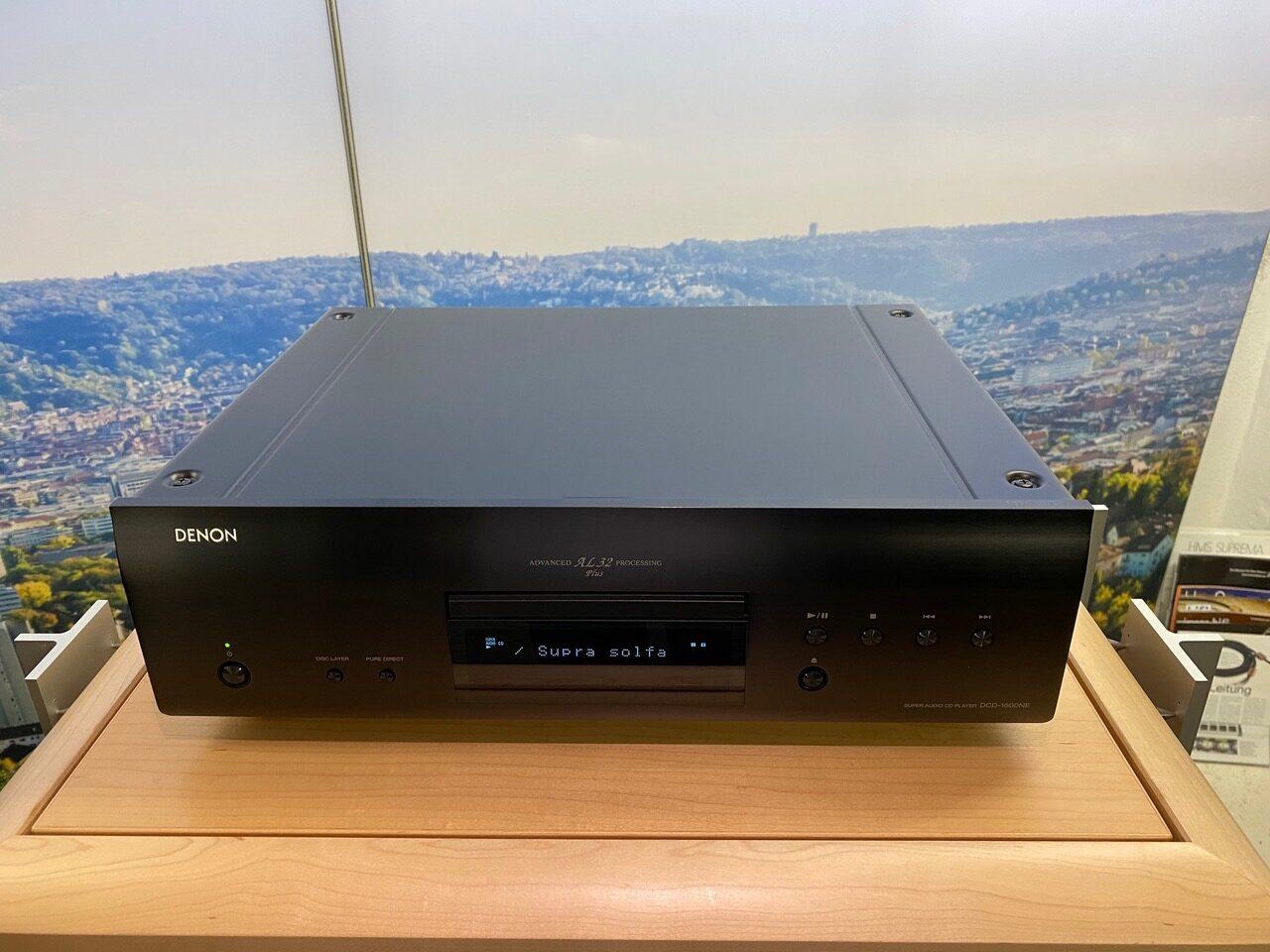 Denon DCD-1600NE | Hochwertiger Super Audio CD-Player - in Stuttgart