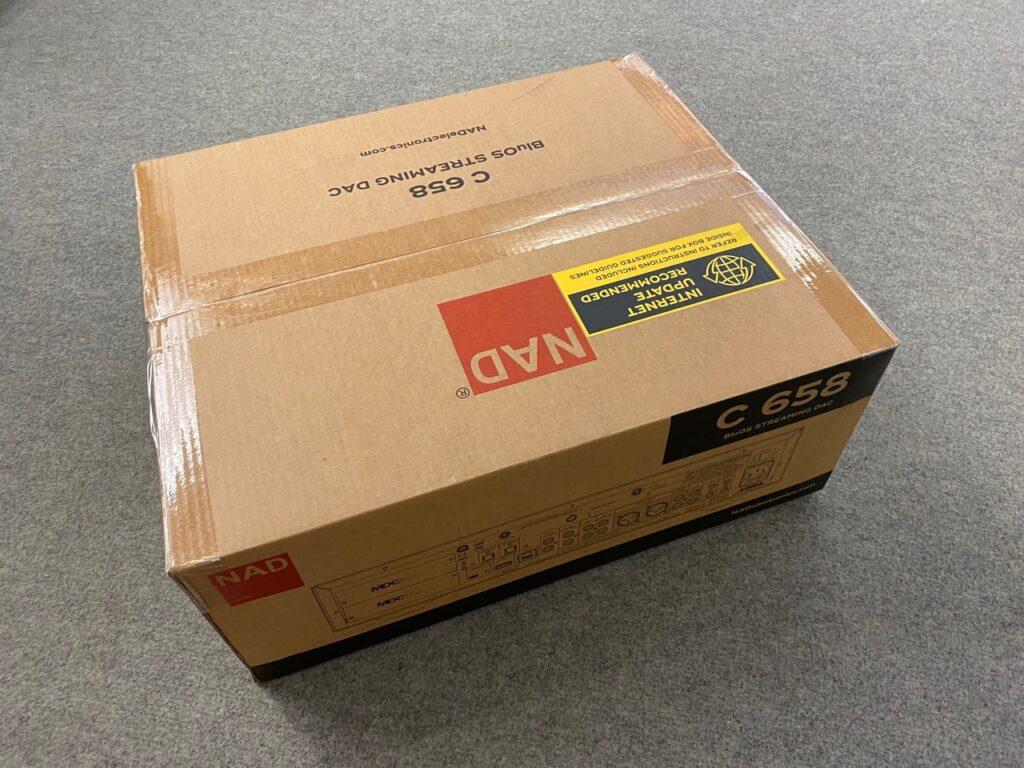 BluOS® Streaming Vorverstärker NAD C 658 Stuttgart