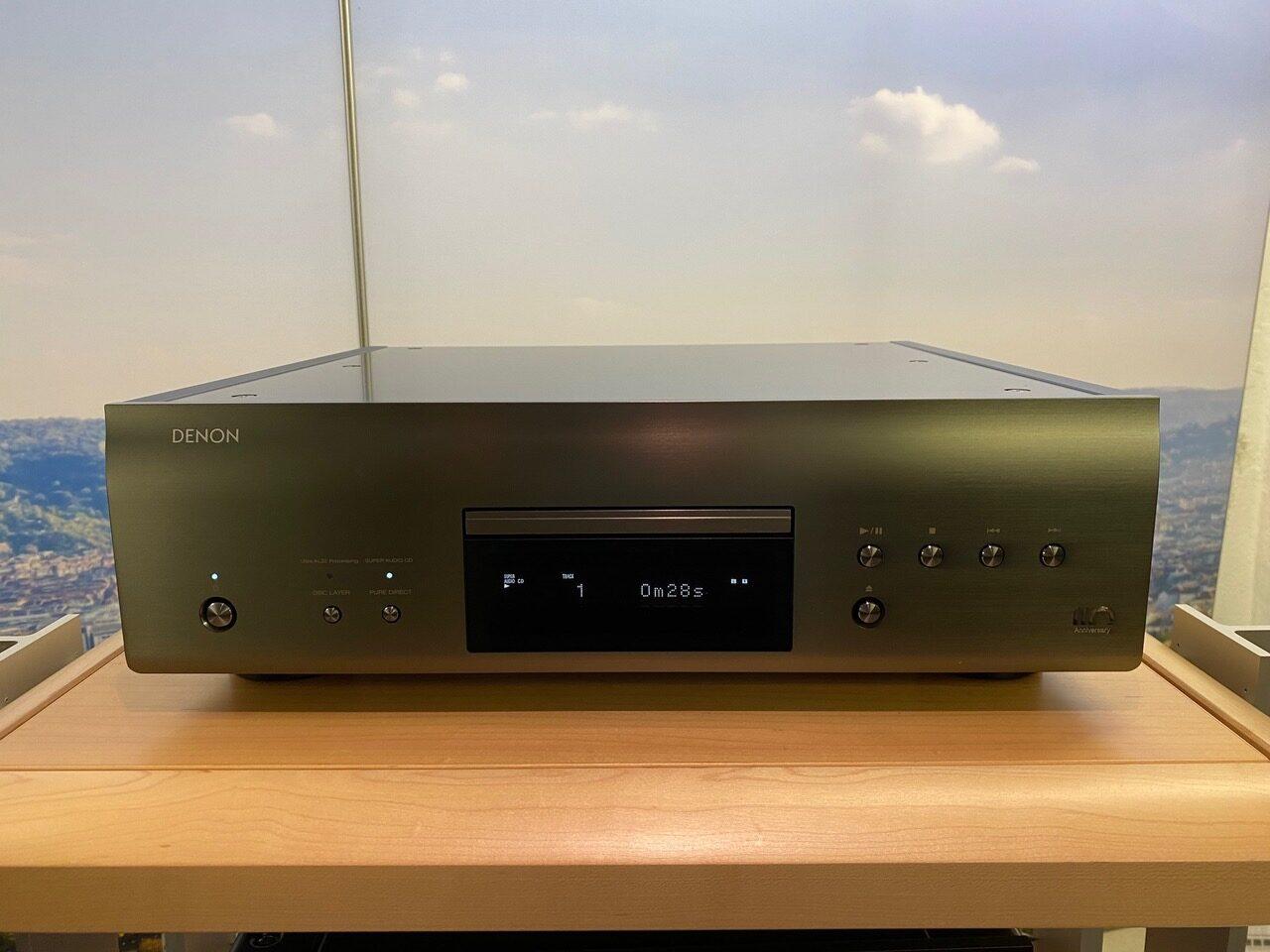 Denon DCD A110 SACD Player in Stuttgart