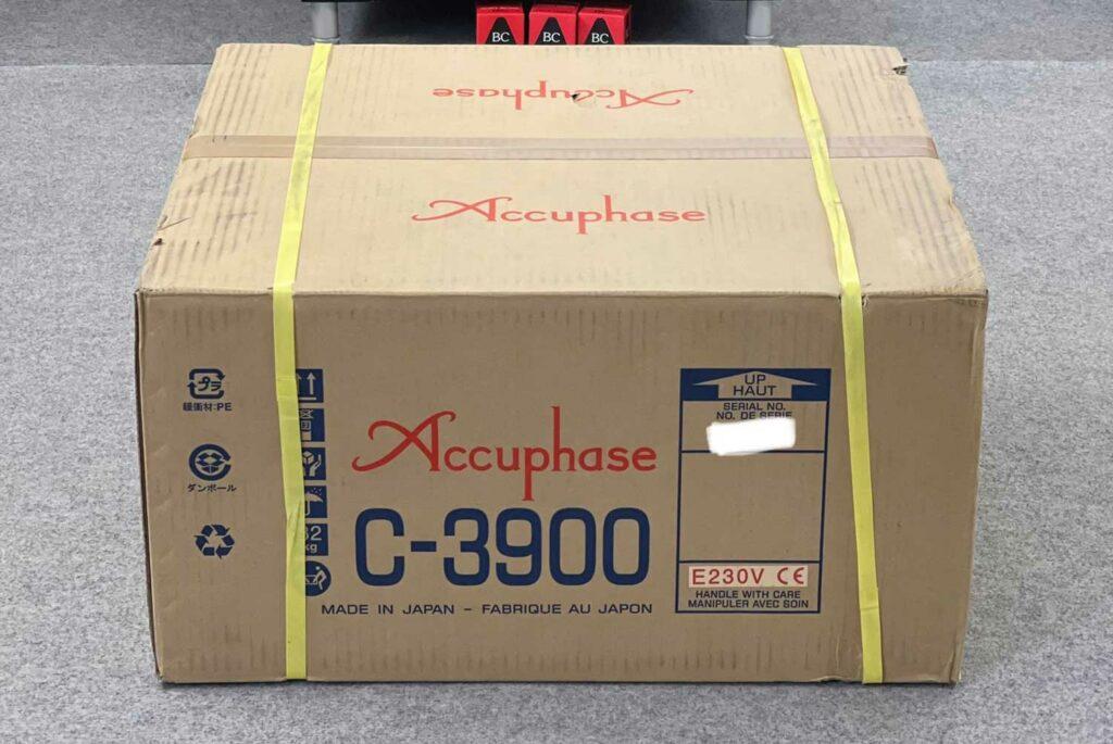 Accuphase C-3900 Stuttgart